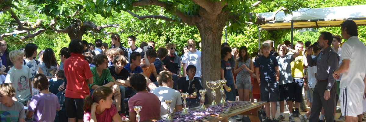 IBS of Provence : Academics - International Bilingual School of Provence