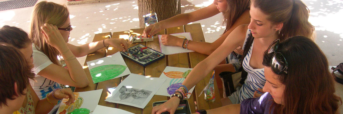 IBS of Provence : Camp Programs – International Bilingual School of Provence