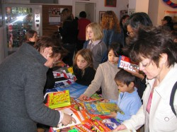 "IBS hosted its first annual ""English Day in Aix"" on Saturday, March 11th from 9:30 am to 5:00 pm."