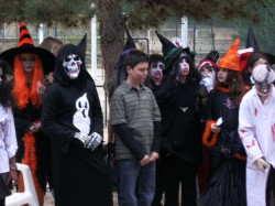 HALLOWEEN PARTY 2007 - IBS of Provence - International Bilingual School of Provence