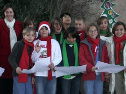 MARCHE DE NOEL ET FÊTE DE NOEL - IBS of Provence - École Bilingue Internationale