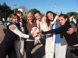 TOURNOI SPORTS COLLECTIFS - IBS of Provence - École Bilingue Internationale
