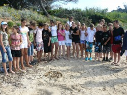 EXPEDITION PORQUEROLLES - IBS of Provence - International Bilingual School of Provence