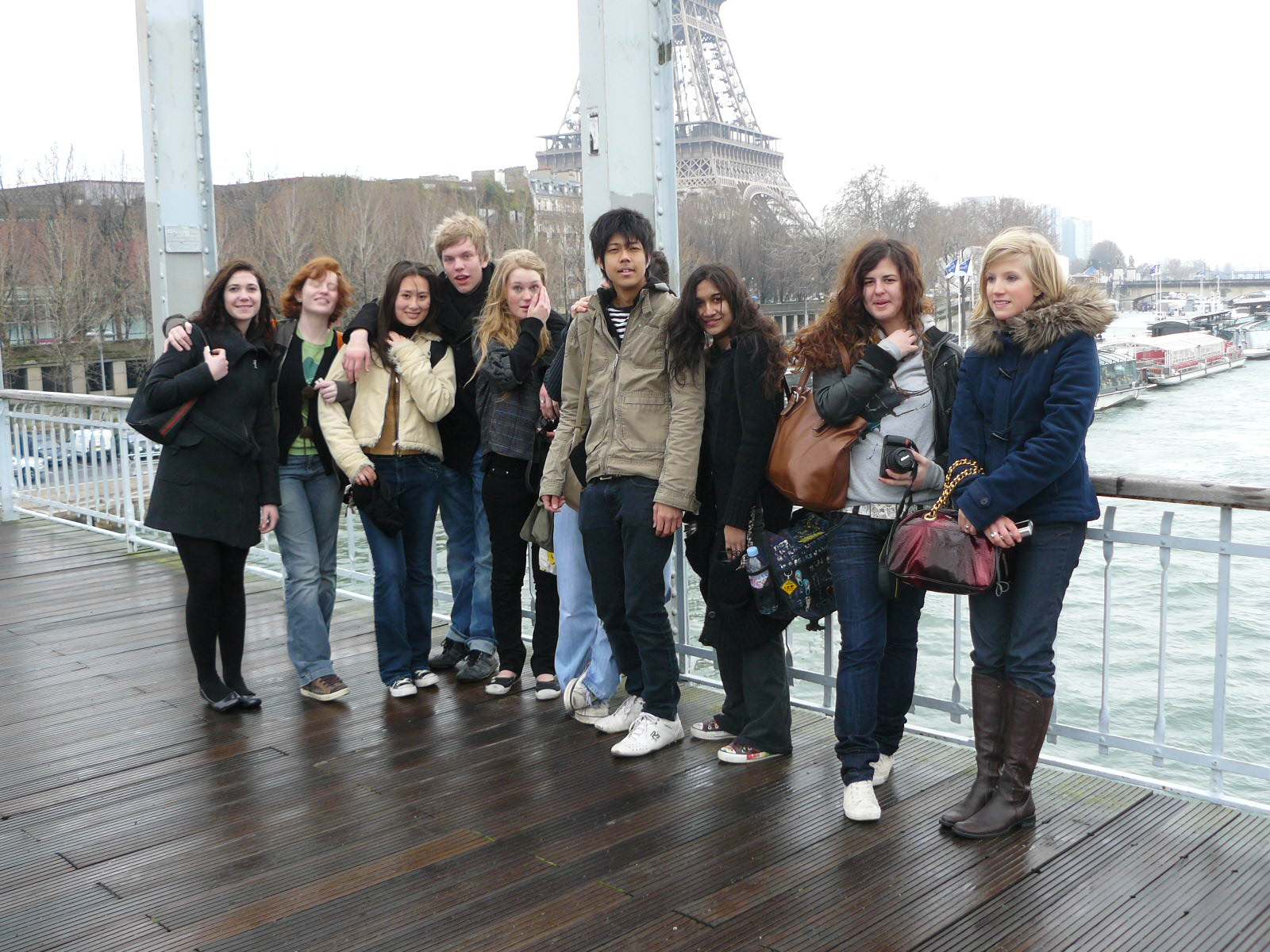 IBS LOCAL ARTISTS VISIT PARIS