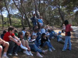 ALL ON BOARD FOR PORQUEROLLES - IBS of Provence - International Bilingual School of Provence