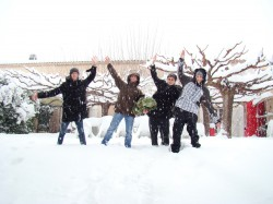 NEIGE EN PROVENCE - IBS of Provence - École Bilingue Internationale