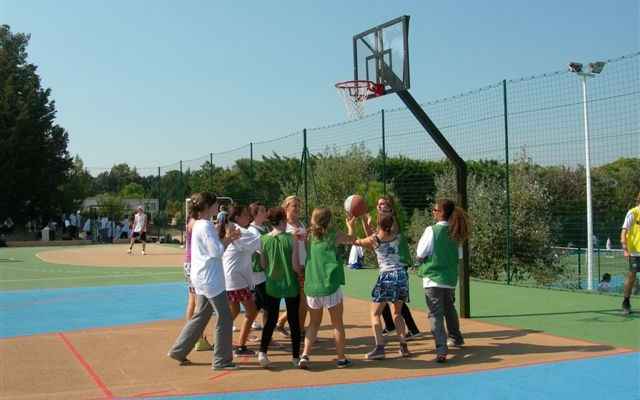 IBS FALL SPORTS DAY - IBS of Provence - International Bilingual School of Provence