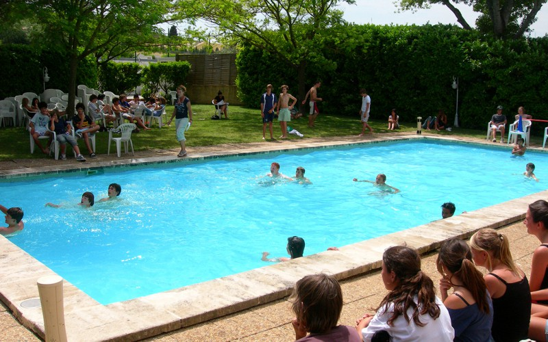 Camp programs - IBS of Provence - International Bilingual School of Provence