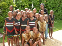 AFRICAN CHILDREN'S CHOIR AT IBS - IBS of Provence