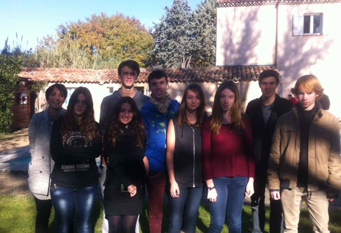 BOARDING COUNCIL 2013/14 - IBS of Provence - International Bilingual School of Provence