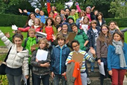 IBS STUDENT FIELD TRIP TO ENGLAND - IBS of Provence - International Bilingual School of Provence