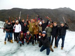 IBS STUDENTS IN ICELAND - IBS of Provence