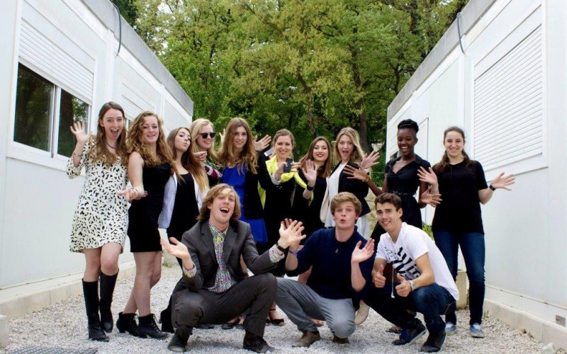 Academics - IBS of Provence - Drama Group 2014
