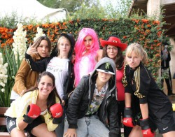 HALLOWEEN PARTY - IBS of Provence
