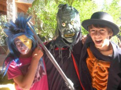 HALLOWEEN STYLE 'IBS' - IBS of Provence