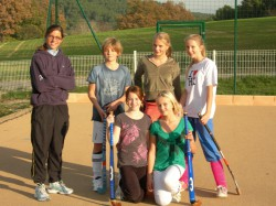 FIELD HOCKEY AT IBS - IBS of Provence