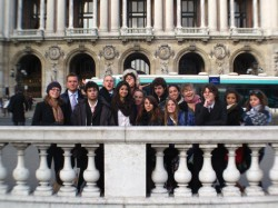 VOYAGE A PARIS - MODEL UN - IBS of Provence