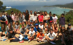 FIELD TRIP TO PORQUEROLLES