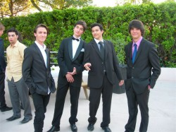 PROM NIGHT - IBS of Provence