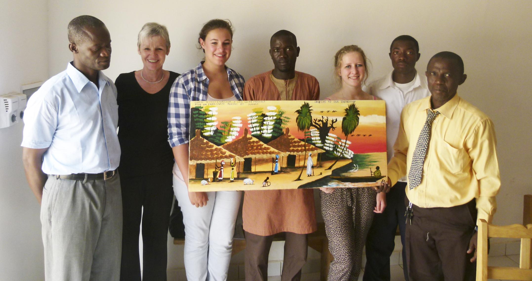 Senegal Project