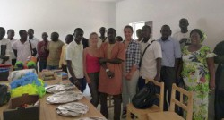SENEGAL STUDENT CAS PROJECT - IBS of Provence