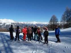 SKI WEEK IN THE ALPS - IBS of Provence