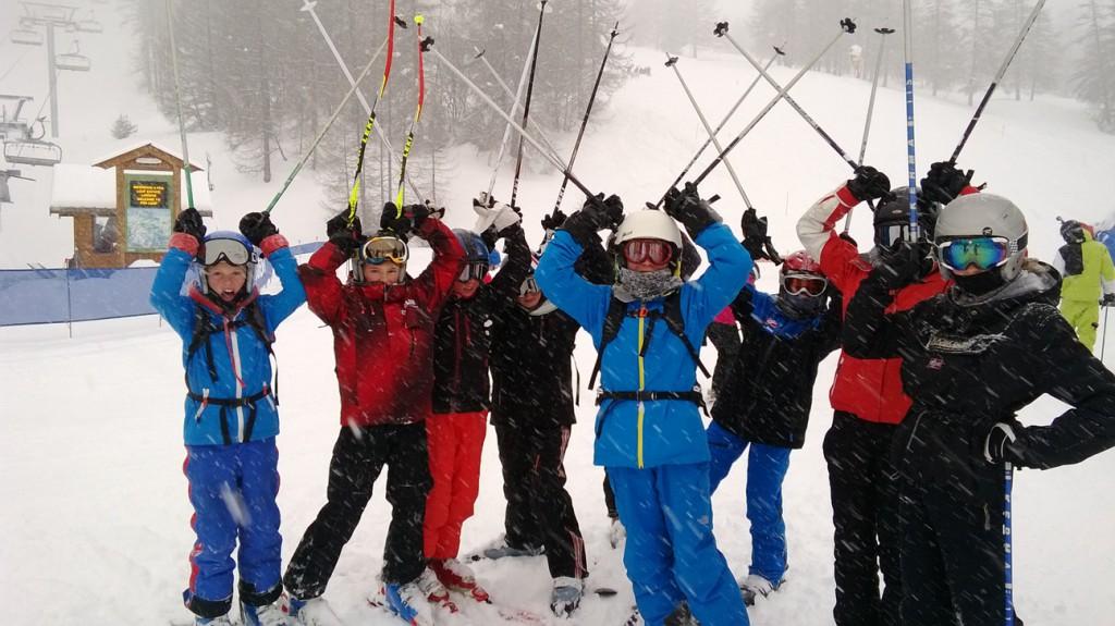 Séjour au Ski ! - IBS of Provence - École Bilingue Internationale de Provence