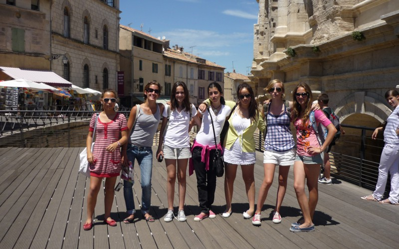 Camp Programs - IBS of Provence - FLE