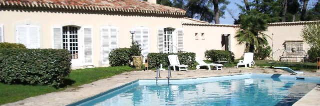 Internat - IBS of Provence - Mas Piscine